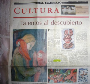 El Telégrafo, 6 de noviembre de 1998