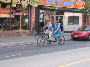 bicicleta feliz