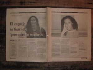 diario expreso, guayaquil, revista semana, #108, 11 septiembre 1990, entrevista a carmen vàscones por rocìo burgos