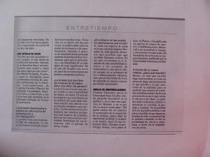 VISTAZO/JULIO 20 DE 2000, TRES MUJERES ECUATORIANAS, MARÌA FERNANDA ESPINOSA, CARMEN VÀSCONES Y GILDA HOLST