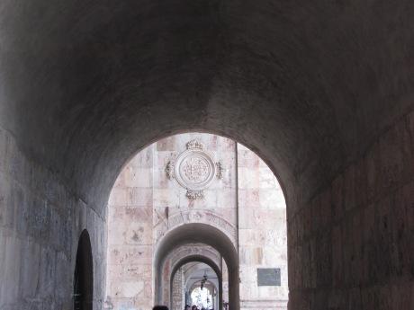 mirada de arcos, fotografia de  carmen vàscones