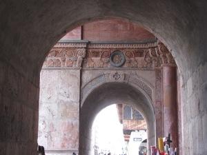 umbrales de carcanía y distancias,mirada de arcos, fotografia de  carmen