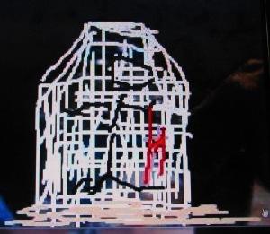 Carmen vàscones. dibujo de la humillaciòn, recreando sobre el personaje Axler de philp roth
