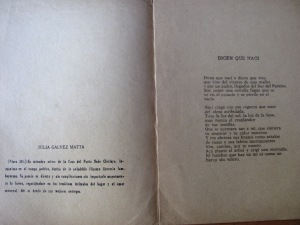 poeta julia galvez perù