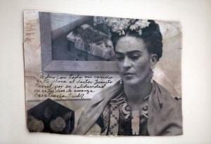Frida Kahlo, solamente Frida por Carmen vàscones