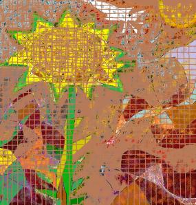 carmen vàscones y red del girasol de piel