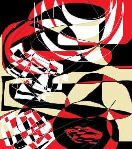 carmen vàscones y su dibujo otro marzo 2015