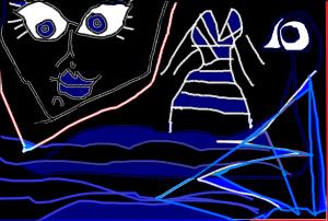 4 ojos de mar  por carmen váscones