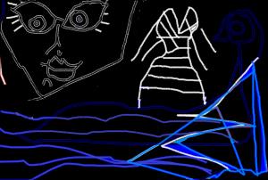 7 ojos de mar por carmen váscones
