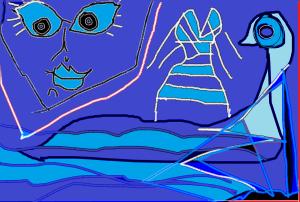 9 ojos de mar -  por carmen váscones