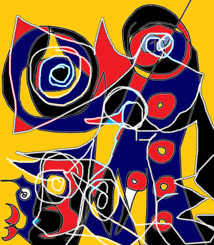 carmen váscones y su dibujo  secuencias del solos  2