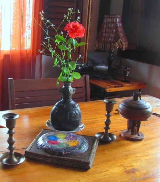carmen váscones y su rosa 2013