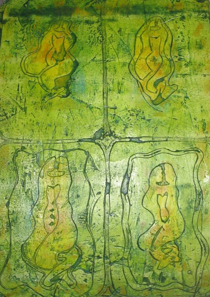 roger hollander y arte rocío en amor