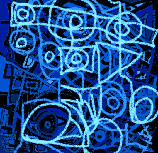 carmen váscones  alegoría del caos