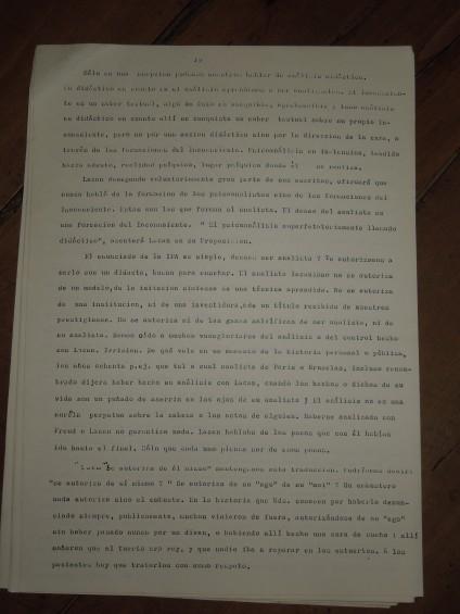 pedro oyervide :el psicoanálisis y su transmisión.páginas del 19 al 27. /El iniciador en Ecuador de una palabra fundante diferente/