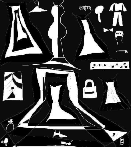 carmen váscones y su dibujo duelo
