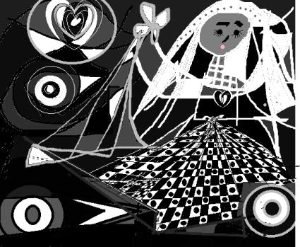 carmen váscones y dibujo cristal 2 /2016